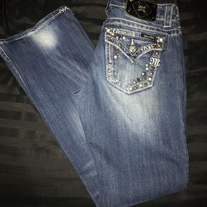 Miss me 26 Bootcut Jeans